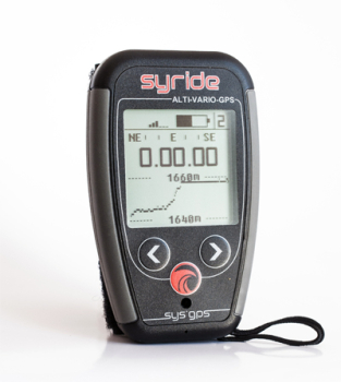 Syride SYS' GPS